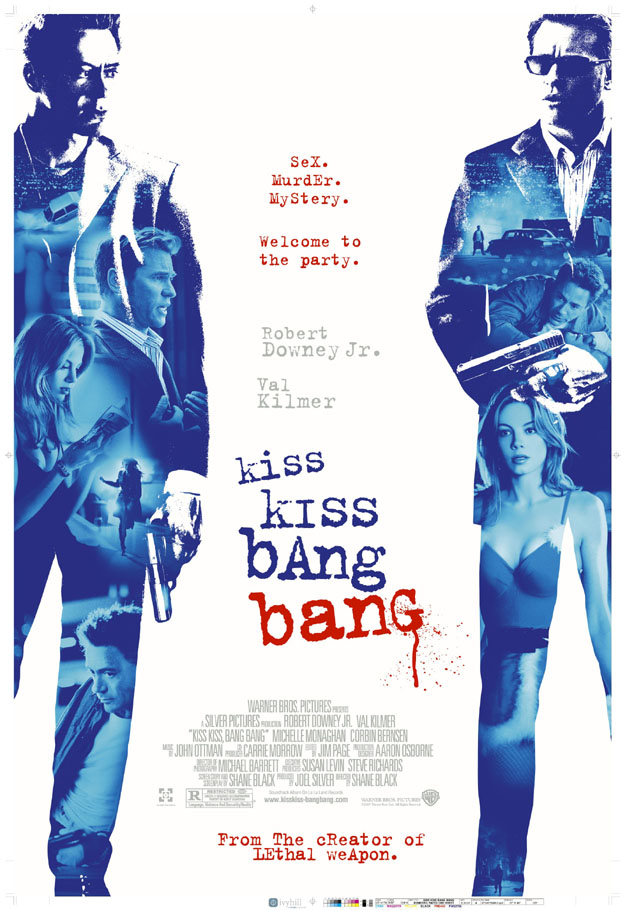 kiss kiss bang bang 2005 cut the crap movie reviews
