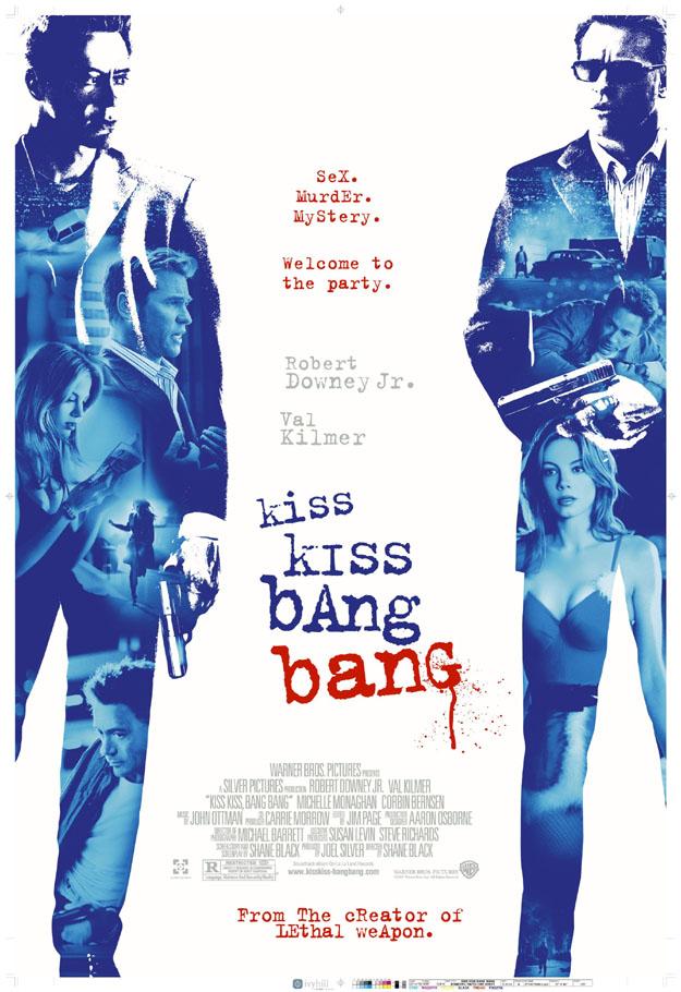 kiss kiss bang bang 2005 cut the crap movie reviews