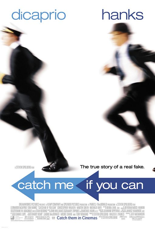 Catch Me If You Can (2002) | Cut The Crap Movie Reviews