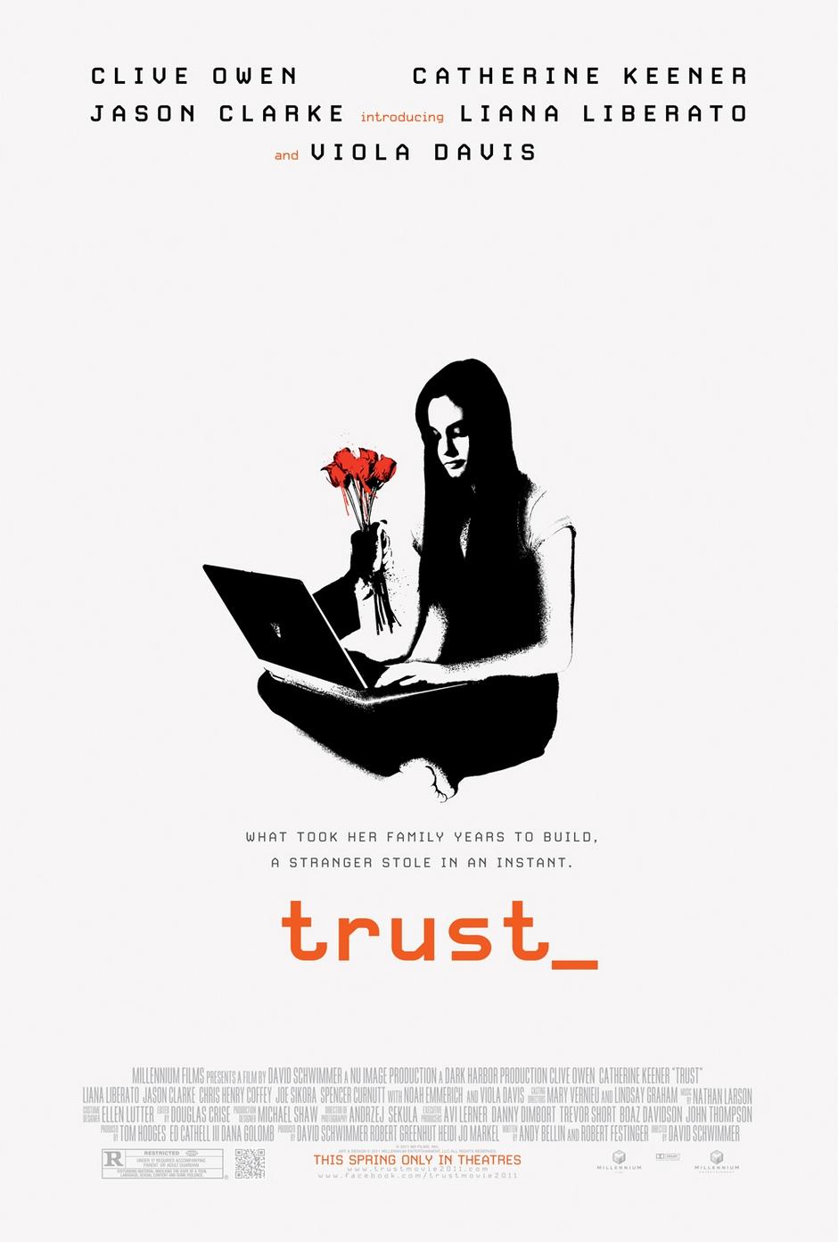 Cinéfilo é a mãe!: Confiar (Trust) 2010 BDRip